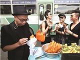 Theo chân sao Việt đi ăn vặt ở Sài Gòn (phần 2)