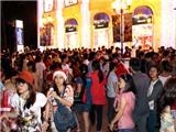 Sài Gòn lung linh mùa Giáng Sinh