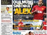 Đọc gì trên báo TT&VH ngày 30/12/2012