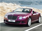 Bentley giới thiệu Continental GT Speed Convertible