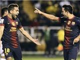 Xavi Hernadez: Quý ngài derby Catalunya