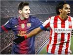 Kinh điển Real - Barca: Hết tranh Neymar, giờ đến Falcao