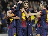 Barca cân bằng kỷ lục đã tồn tại 70 năm