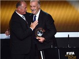 HLV số 1 thế giới 2012, Vicente del Bosque: Càng khiêm nhường, càng vĩ đại