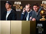 Tại sao Messi không bầu cho Ronaldo?