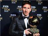 Thống kê: Messi giúp Barca độc chiếm top những CLB đoạt nhiều QBV nhất