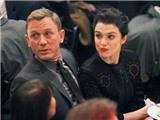 Bà xã James Bond xinh tươi cùng chồng đi nhận giải thưởng
