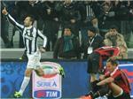 VIDEO: E. Shaarawy tỏa sáng, Milan vẫn bại trận trước Juventus