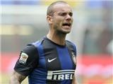 CHÍNH THỨC: Inter Milan đồng ý bán Sneijder cho Galatasaray
