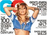 Gái một con Beyonce bùng nổ trên GQ