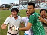 Giao hữu cựu cầu thủ Đồng Tháp-CATP.HCM: Sống lại ký ức 1996