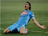 """Đội hình tiêu biểu lượt đi Serie A: Gọi tên """"song sát"""" El Shaarawy-Cavani"""