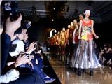 """""""Binh đoàn robot Vietnam's Next Top Model"""" đổ bộ sàn diễn F Fashion Show"""