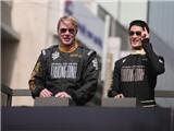 Xem tay đua lừng danh Mika Hakkinen trổ tài tại Việt Nam