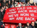 20h30 ngày 13/1, Manchester United - Liverpool : Khi lịch sử phải đau lòng