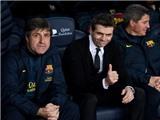 Barca xác nhận Vilanova sẽ chỉ đạo trận gặp Malaga
