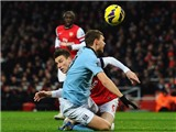 Arsenal 0-2 Man City: Chinh phục Emirates!