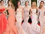 Jennifer Lopez diện váy xuyên thấu tại Lễ trao giải Quả cầu vàng