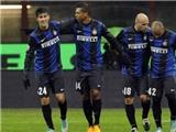 VIDEO: Rượt đuổi ngẹt thở, Inter tiến vào Bán kết Coppa Italia