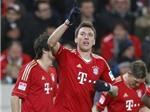 """Hạ Stuttgart, """"Hùm xám"""" Bayern Munich vững ngôi đầu"""