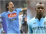 Man City: Bán Balotelli để mua Cavani?