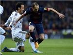 """CHÙM ẢNH: Ronaldo và Messi im lặng, """"Kinh điển"""" không thể tìm ra người chiến thắng"""
