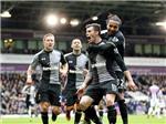 West Brom 0-1 Tottenham: Bale lập công,Tottenham tìm lại nụ cười