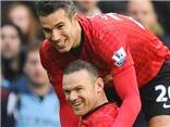 Rooney vẫn là thế lực lớn ở M.U