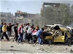 Đánh bom kép tại Syria làm 35 người thiệt mạng