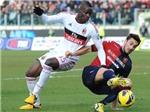 VIDEO: Balotelli cứu Milan khỏi thất bại bẽ bàng trên sân khách