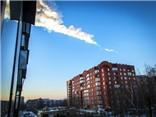Vụ nổ thiên thạch ở Nga tương đương với 20 quả bom nguyên tử
