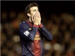 Pique: Có thể Barca không mạnh như mọi người nói