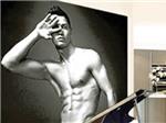 Ronaldo thích chụp nude để... ngắm!