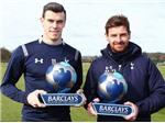 """Tháng Hai, Bale lập """"cú đúp"""" cùng Villas-Boas"""