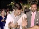VIDEO: Djokovic múa bụng như vũ công