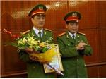 Công an Hà Nội có Phó Giám đốc mới
