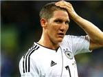 Bastian Schweinsteiger trở lại ĐT Đức