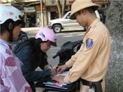 Phạt xe chính chủ: Tuyệt đối không làm khó người dân
