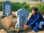 Xây dựng mộ Chánh đội trưởng thuỷ quân Hoàng Sa Phạm Hữu Nhật