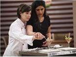 Vua đầu bếp: Thí sinh chọn Cocktail cua thách đấu Christine Hà