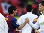 Beckham tin Ronaldo chưa ngang tầm với Messi
