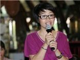 Nhà báo Quỳnh Hương: 'Cống hiến hãy tiếp tục can đảm với xác tín của mình'