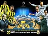 01h45 ngày 25/4, Dortmund - Real Madrid: Ván bài lật ngửa