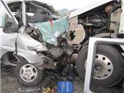 Vụ tai nạn thảm khốc thứ 2 trong ngày trên quốc lộ 1A: 7 người thiệt mạng