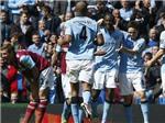 VIDEO: Hàng công tỏa sáng, Man City nhẹ nhàng đánh bại Reading