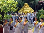 Chùm ảnh: Hoan hỉ Đại lễ Phật đản Phật lịch 2557