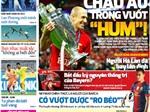 Đọc gì trên báo Thể thao & Văn hóa số ra ngày 27/05/2013?