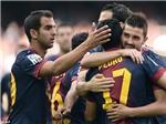 VIDEO: Barca kết thúc mùa giải bằng một chiến thắng tưng bừng