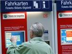 Đức cảnh báo về máy bán vé tự động có thể phát nổ