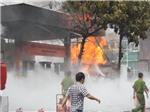 Khen thưởng đột xuất các tập thể, cá nhân chữa cháy trạm xăng ở Hà Nội